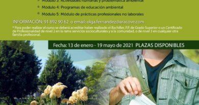 Curso de interpretación y educación ambiental