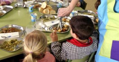 Pago del servicio de comedor y desayuno para alumnos fijos