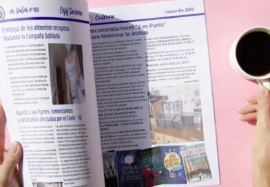 Boletín Informativo Municipal nº 195, enero 2021