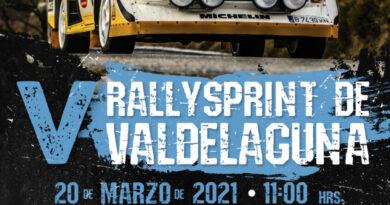 V Rallysprint de Valdelaguna