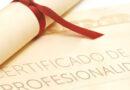 Promoción de Certificados de Profesionalidad