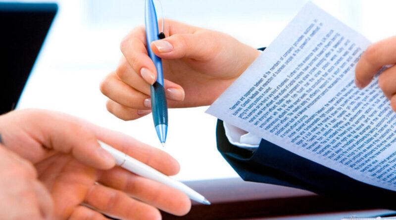 Declaración Responsable Contratación
