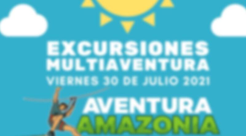 Aviso y recomendaciones Excursión «Aventura Amazonia»